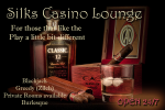 Silks Casino Lounge - BlackJack, Zilch Burlesque