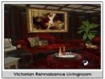 Victorian Rennaisance Chaise Lounge
