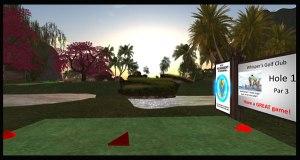 WGC Hole one Tee Golf Course