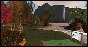WGC Hole 2 Tee Golf Course