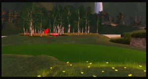 WGC Hole 3 Tee Golf Course